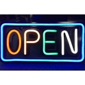 NEON Led Sign OPEN